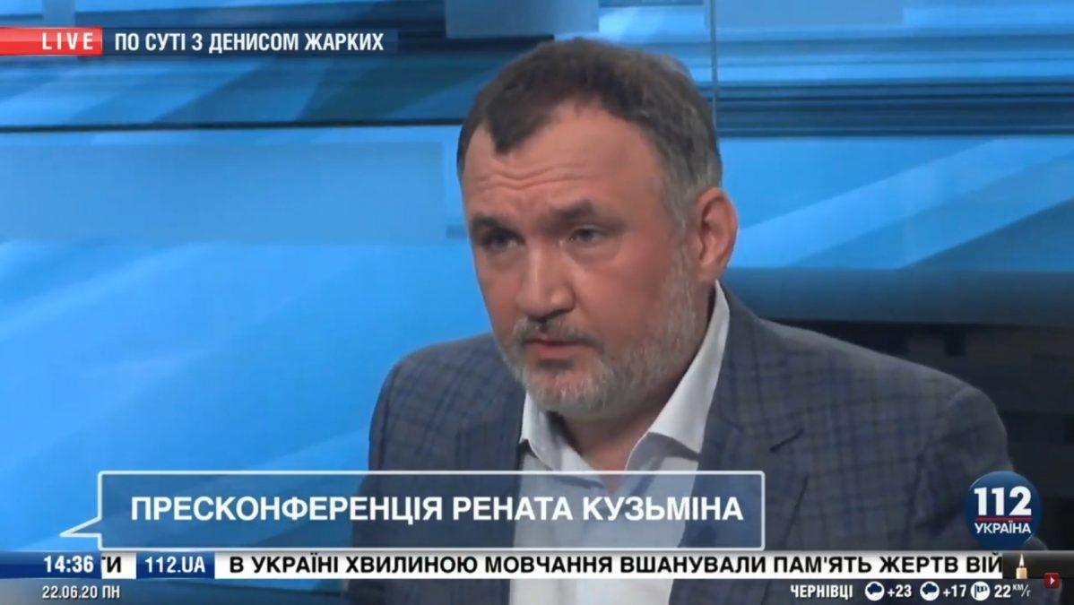 Ренат Кузьмин: Я не против вышиванок. Я против преступников, надевающих вышиванки для маскировки своих злодейских намерений