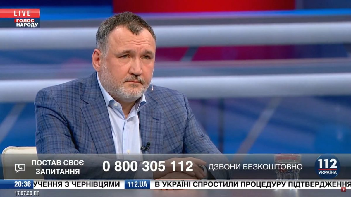 Ренат Кузьмин журналистам: вы действительно считаете, что Януковичу в 2014 году ничего не угрожало?