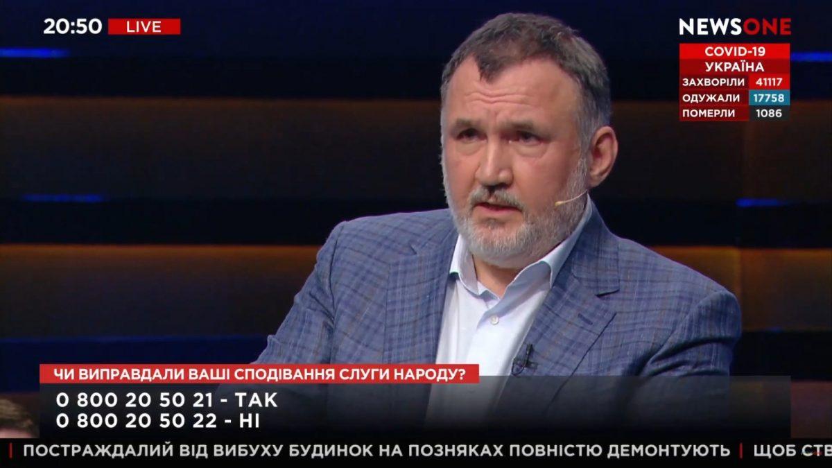 Кузьмин — Верещук: Разве является оправдаем дураку то, что у него сосед дурак?