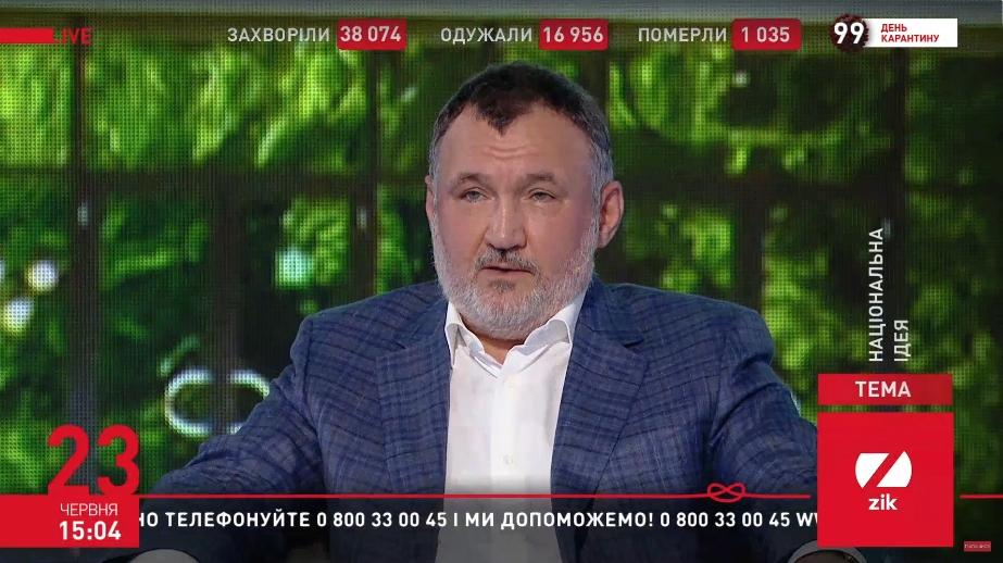 Ренат Кузьмин: Зеленский не выведет страну из кризиса. Он просто не знает, что делать.