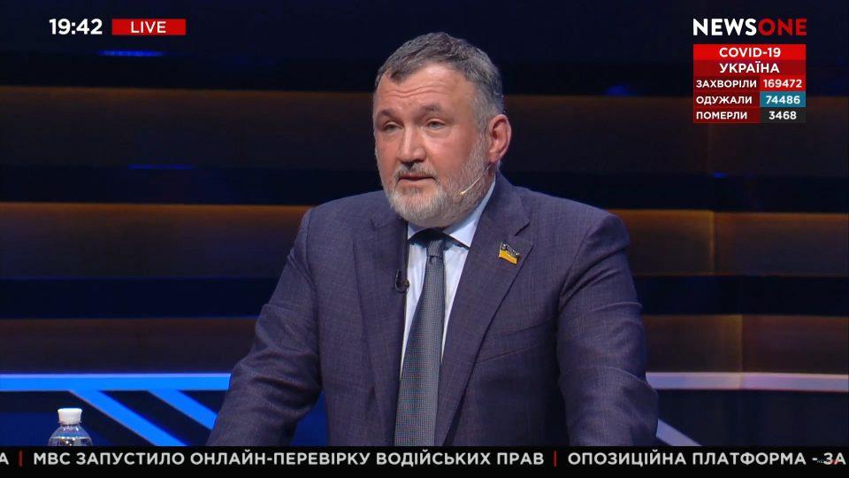 Сегодня в Украине правоохранительные органы нужны исключительно как крыша