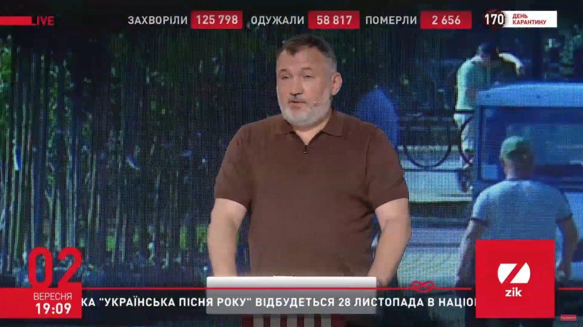 Президент — русскоязычный украинец еврейского происхождения обманул русскоязычных избирателей