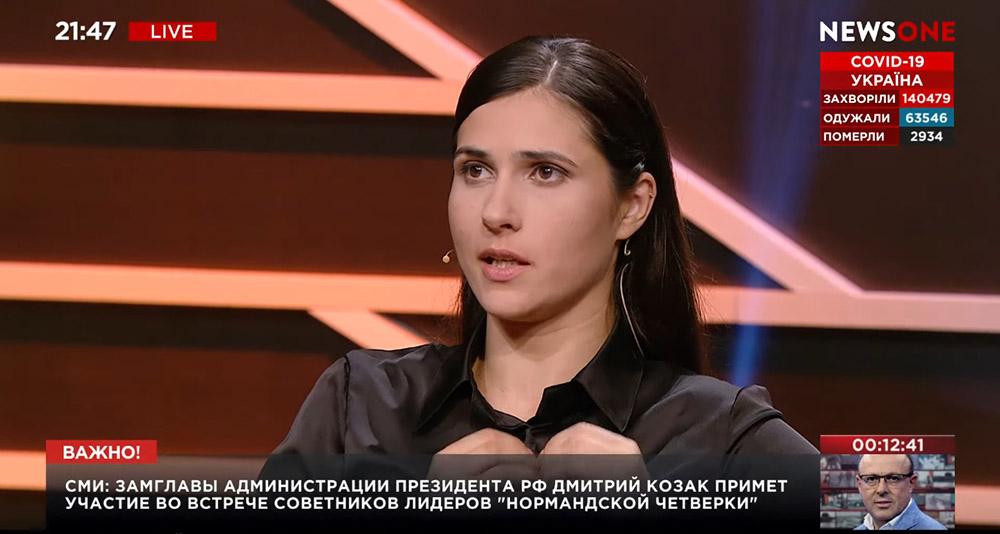 «Слуга народа» Янченко назвала детей Донбасса «грязными и нечесаными», а саму войну, которую обещал окончить Зеленский, «войнушкой»…