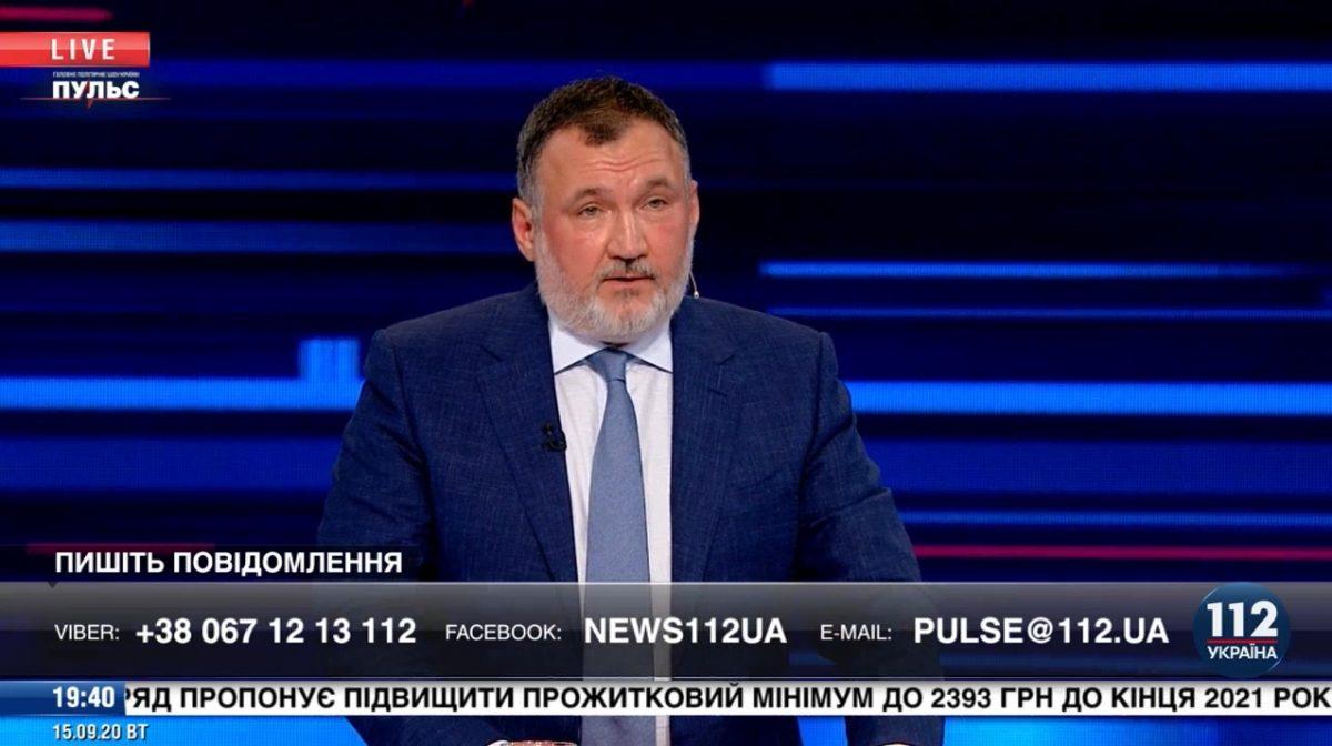 Политики, олигархи и мошенники вступили в сговор, а страдает украинский народ.