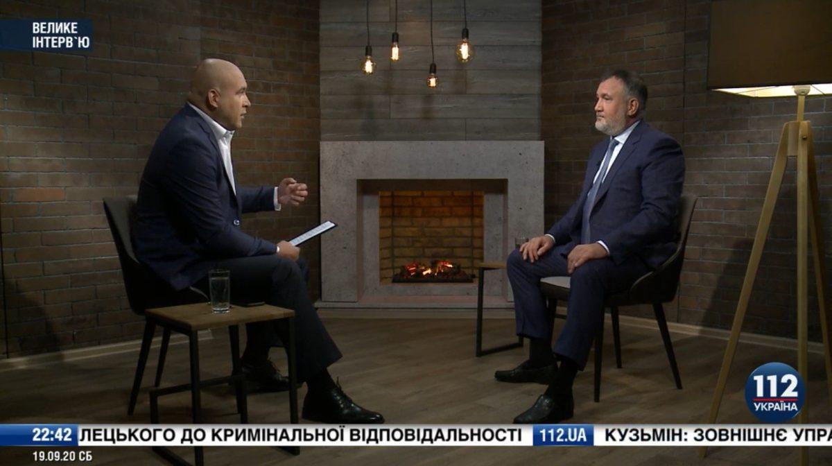 У нас «отжали» страну! Нам уже семь лет навязывают, что Украина — это «Антироссия»