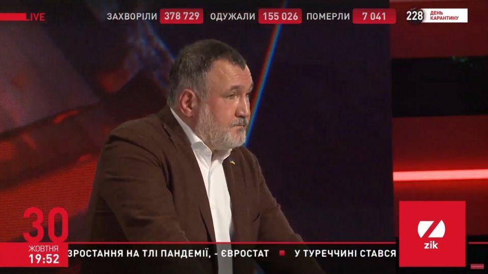 И Крым, и Донбасс прежняя власть отрезала от электорального поля страны умышленно