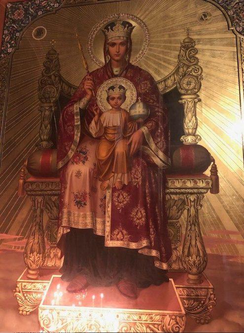 С праздником Покрова Пресвятой Богородицы, братья и сестры!