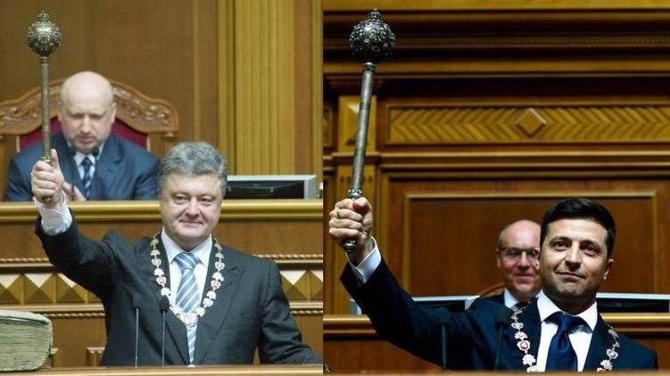 После сегодняшнего феерического выступления Зеленского в Раде невольно задаешься вопросом: а нужен ли вообще нашей многострадальной родине пост Президента?
