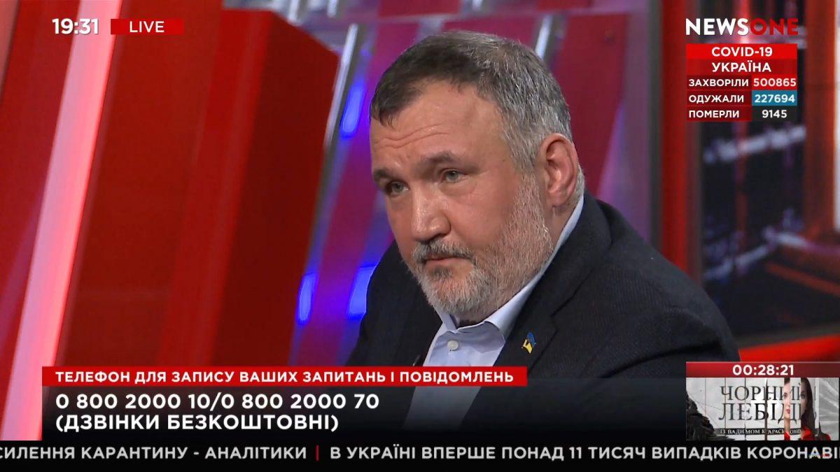 Если бы власть хотела лечить, она бы лечила. С ковида может начаться развал украинского государства