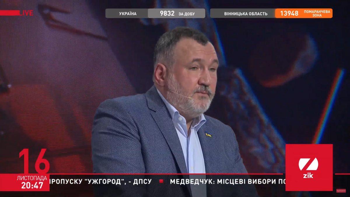 Реформы по-украински существуют только для расхищения средств