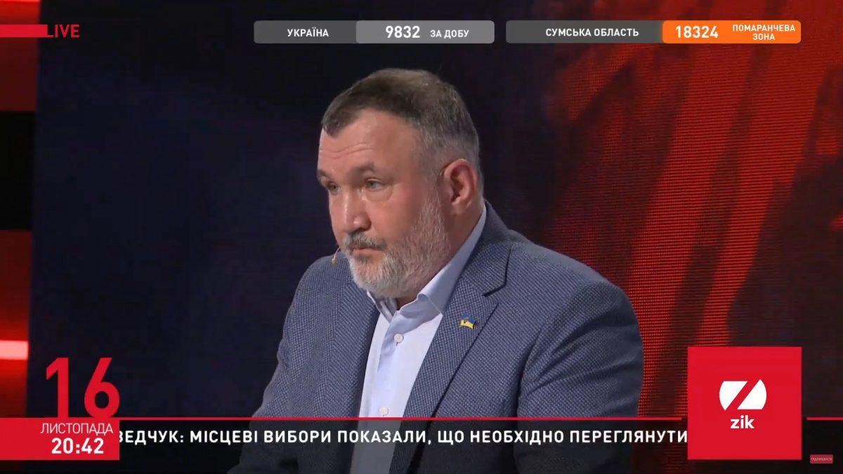 КСУ — Зеленский: конфликт интересов