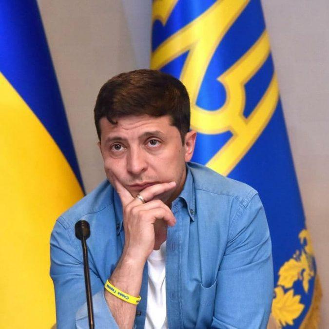 Зеленский призывает «слуг» стать соучастниками Конституционного переворота
