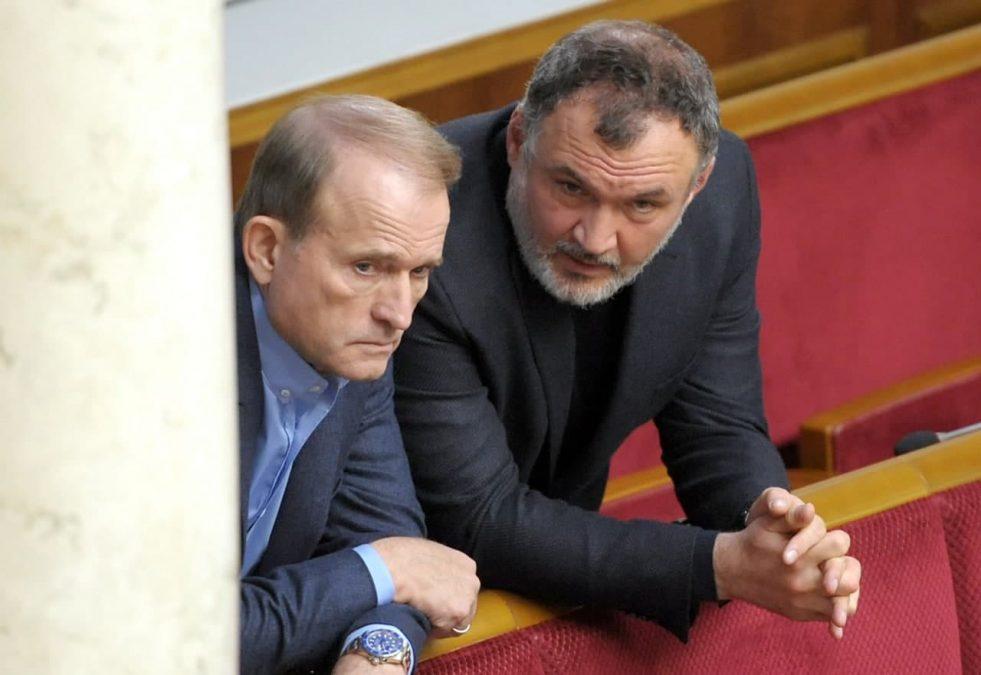 Медведчука подал заявление: Майдан — это гражданский опыт, а госпереворот — преступление