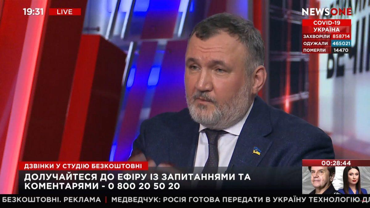 Даже если Украина будет завалена смердящими трупами, это будет выгодно Западу.