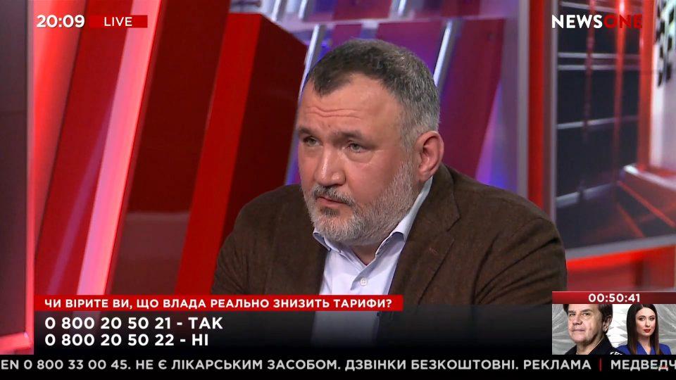 События в Харькове надо расследовать.