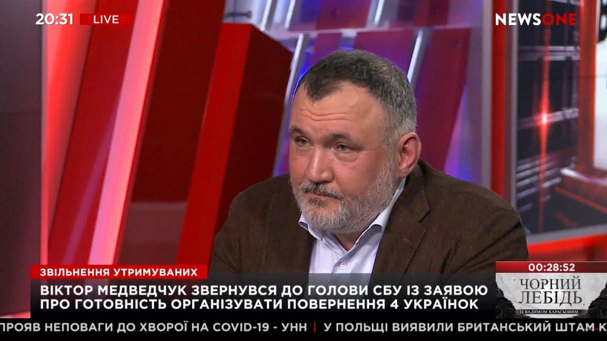 Чтобы помешать Медведчуку освободить пленных, СБУ запретит полеты его самолету