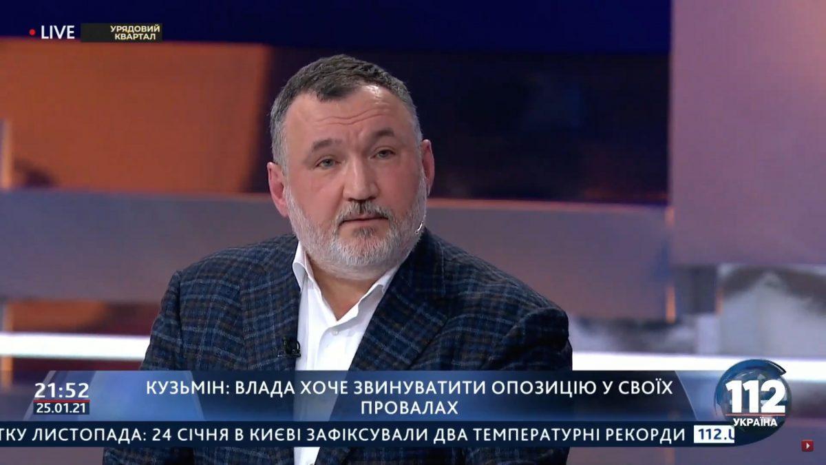 Если дойдёт до антиконституционного отстранения от власти Зеленского, только ОПЗЖ встанет на защиту конституционного строя