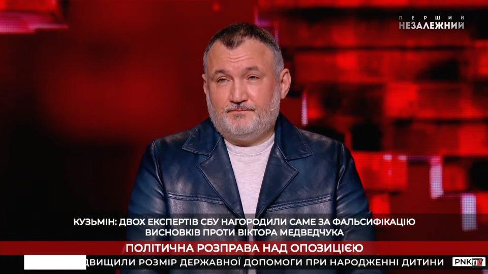 Украинские «эксперты» режима