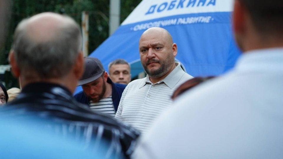На выборах мэра Харькова ОП-ЗЖ поддерживает кандидатуру Михаила Добкина